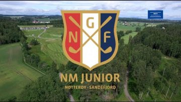 Junior-NM golf 2017 – Jenter U19