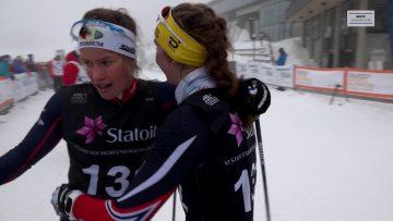 Junior-NM langrenn sprint 2018 – finale K18