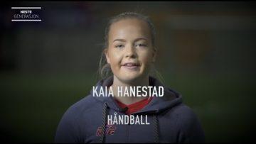 Kaia Hanestad – portrett