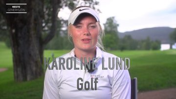 Karoline Lund – talentportrett
