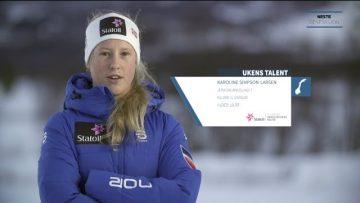 Karoline Simpson Larsen – Neste Generasjon Langrenn