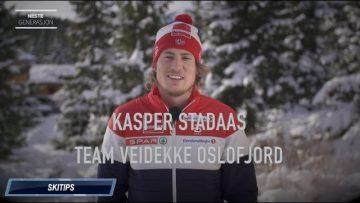 Kasper Stadaas – skitips