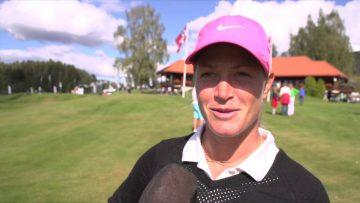 Kongsberg Golfklubb Suzann Pro Challenge 2015