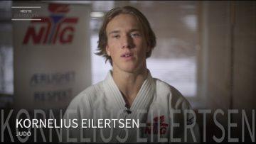 Kornelius Eilertsen – judo