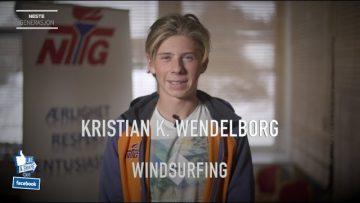 Kristian Kramer Wendelborg – windsurfing