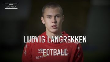 Ludvig Langrekken  – fotball