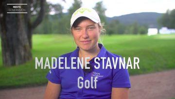 Madelene Stavnar – talentportrett