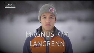 Magnus Kim – langrenn