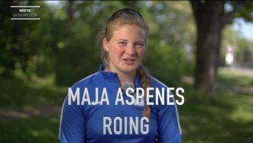 Maja Aspenes – Talentportrett