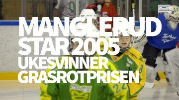 Manglerud Star Ishockey – ukesvinner Grasrot 2017