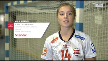 Maria Hjertner – håndball