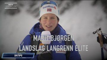 Marit Bjørgen – skitips