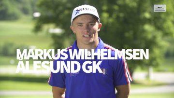 Markus Wilhelmsen – golf
