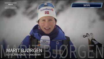 Mart Bjørgen – skitips