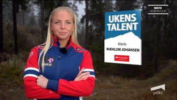 Marte Mæhlum Johansen
