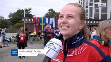 Martha Kalvig Skogan – orientering