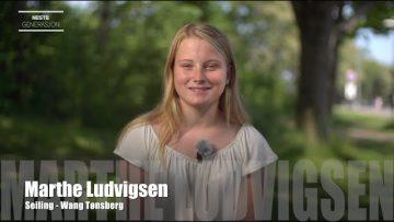 Marthe Ludvigsen – seiling