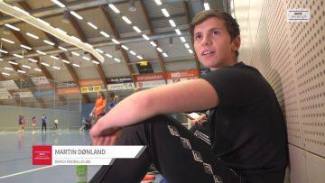 Martin Dønland – målvaktstrener håndball