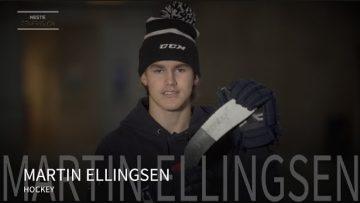 Martin Ellingsen – ishockey