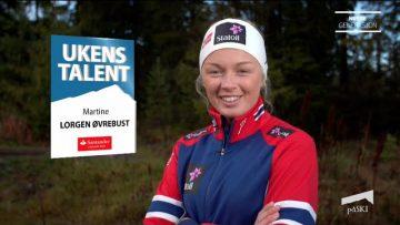 Martine Lorgen Øvrebust