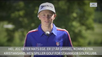 Mats Ege – golf