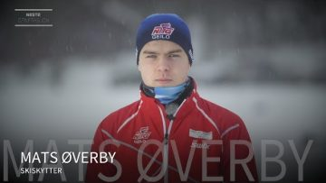 Mats Øverby – skiskyting