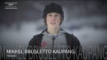 Mikkel Brusletto Kaupang – freeski