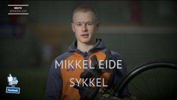 Mikkel Eide – sykkel