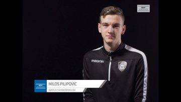 Milos Pilipovic – Taekwondo