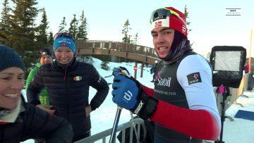 Mønstringsrenn Sjusjøen – Junior-VM langrenn