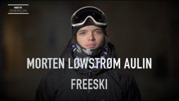 Morten Løwstrøm Aulin – portrett