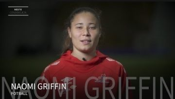 Naomi Griffin – fotball