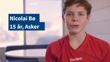 Nicolai Bø – squash