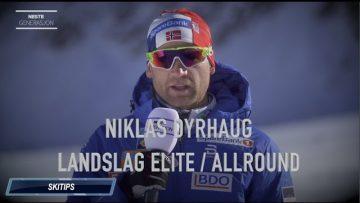 Niklas Dyrhaug – skitips