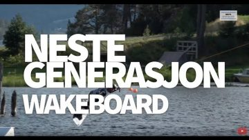 NM Wakeboard 2018 (kabel)