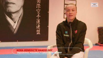 Nora Benedicte Handelsby – karate