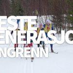 Nordnorsk mesterskap 2018 ep.2  – langrenn