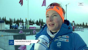 Norges Cup langrenn – sprintfinale – jenter – Gålå