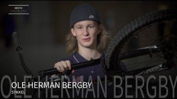 Ole Herman Bergby – sykkel