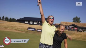 Raskest par 4 i golf – damer