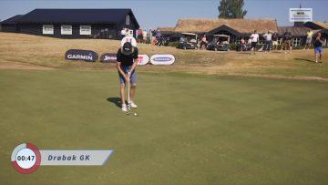 Raskest par 4 i golf – menn