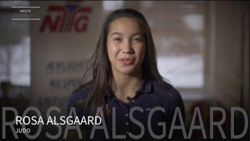 Rosa Alsgaard – judo