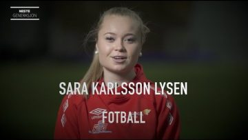 Sara Kalsson Lysen – portrett