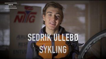 Sedrik Ullebø – portrett