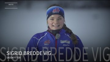 Sigrid Bredde Vig – skiskyting