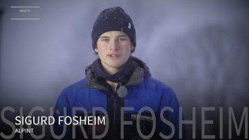 Sigurd Fosheim – alpint