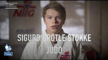 Sigurd Grotle Stokke – judo
