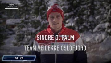 Sindre O. Palm gir skitips til unge løpere