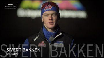 Sivert Bakken – skiskyting