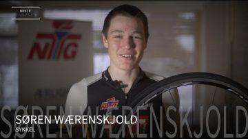 Søren Wærenskjold – sykkel